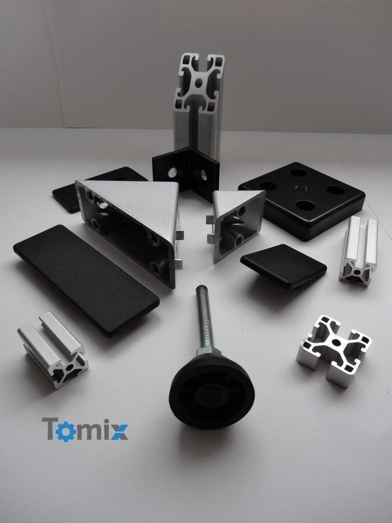 profile aluminiowe śląsk